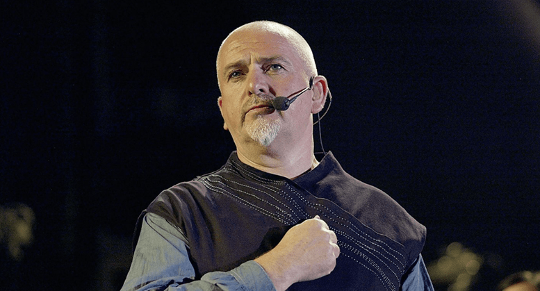 Peter Gabriel invests in blockchain startup