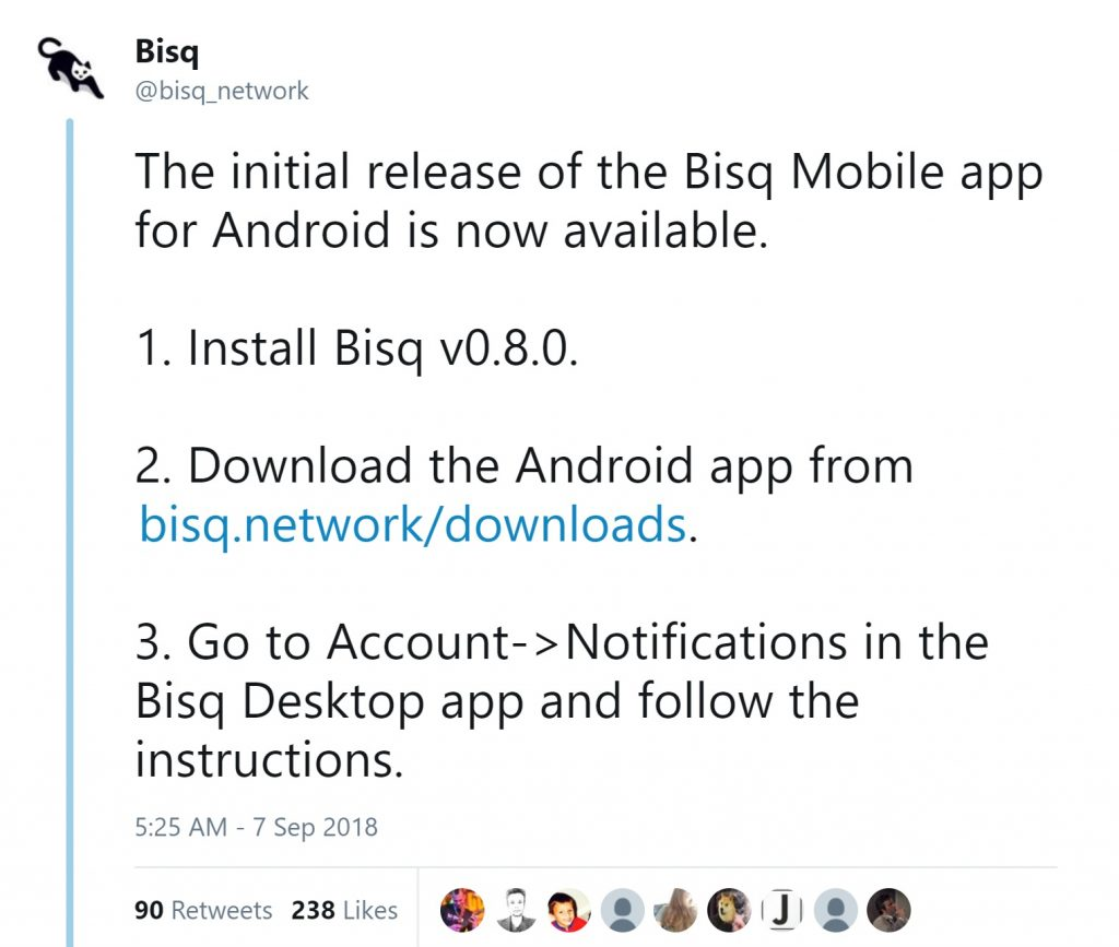 Decentralized Exchange Bisq Launches Mobile App, Holds Market Kickstart Event