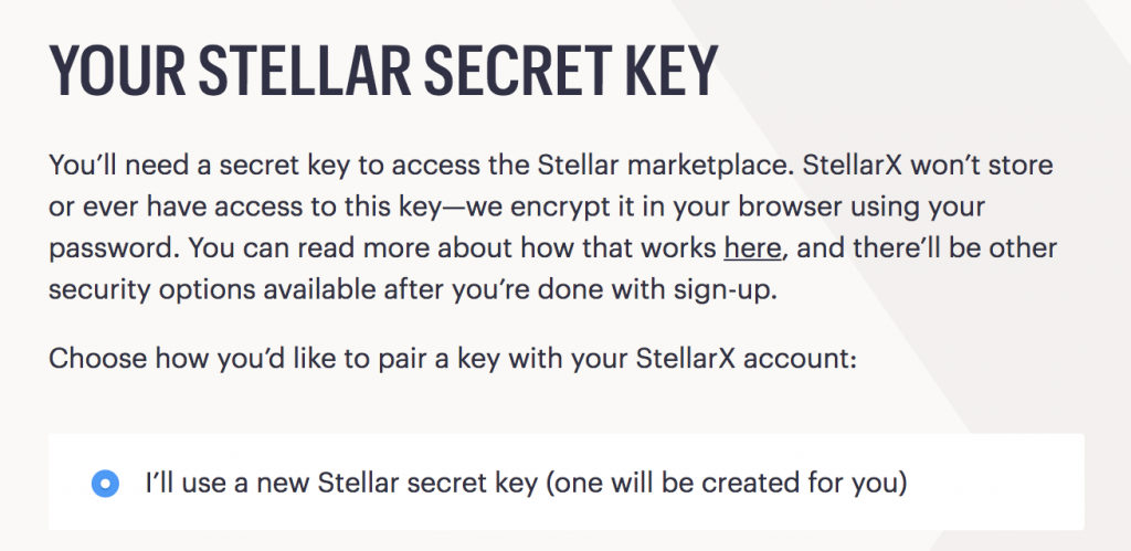 A Review of the New Stellarx Decentralized Exchange
