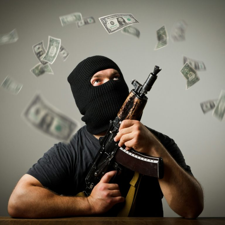 Banks, Money Mules and Front Companies Aid Terrorists in Conflict Zones Launder Money