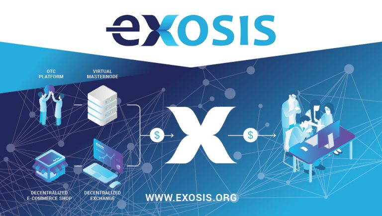Exosis Launches ICO to Create a Multi Utility Platform
