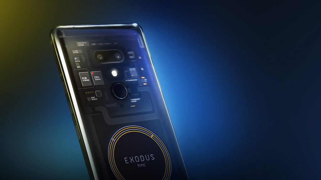 HTC Launches Blockchain Smartphone Sold Only in Bitcoin