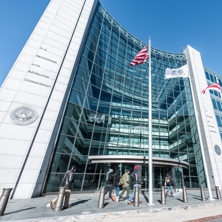 SEC Suspends Trading in Firm Claiming Regulated Cryptocurrency Transactions