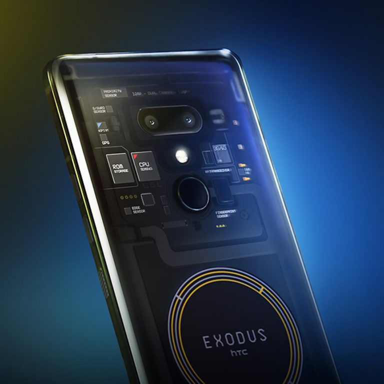 HTC's Blockchain Smartphone Can Be Ordered With Bitcoin