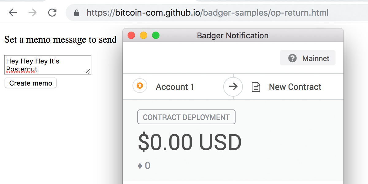 BCH-Powered Badger Wallet Now Connects to a Variety of Blockchain Apps