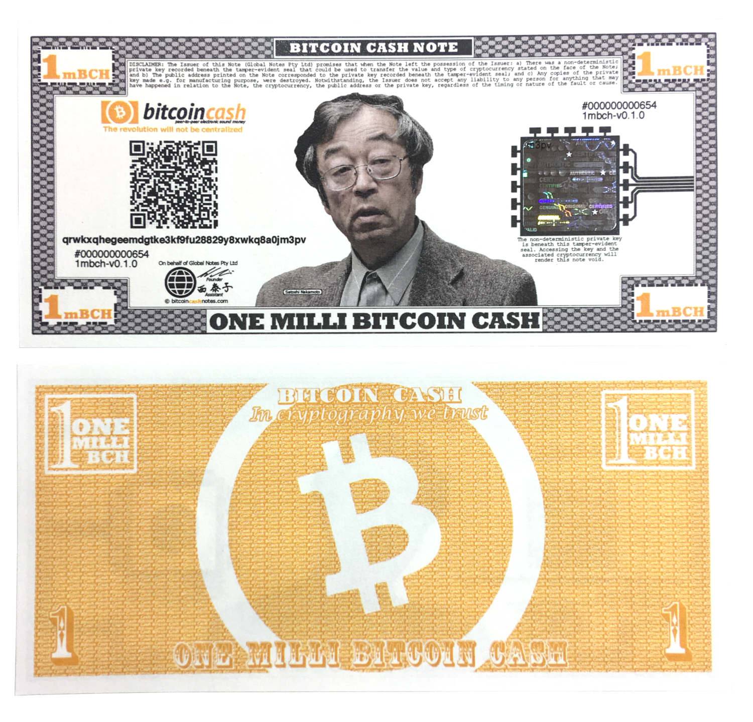Startup Launches Loaded Bitcoin Cash Notes to Spread BCH Adoption