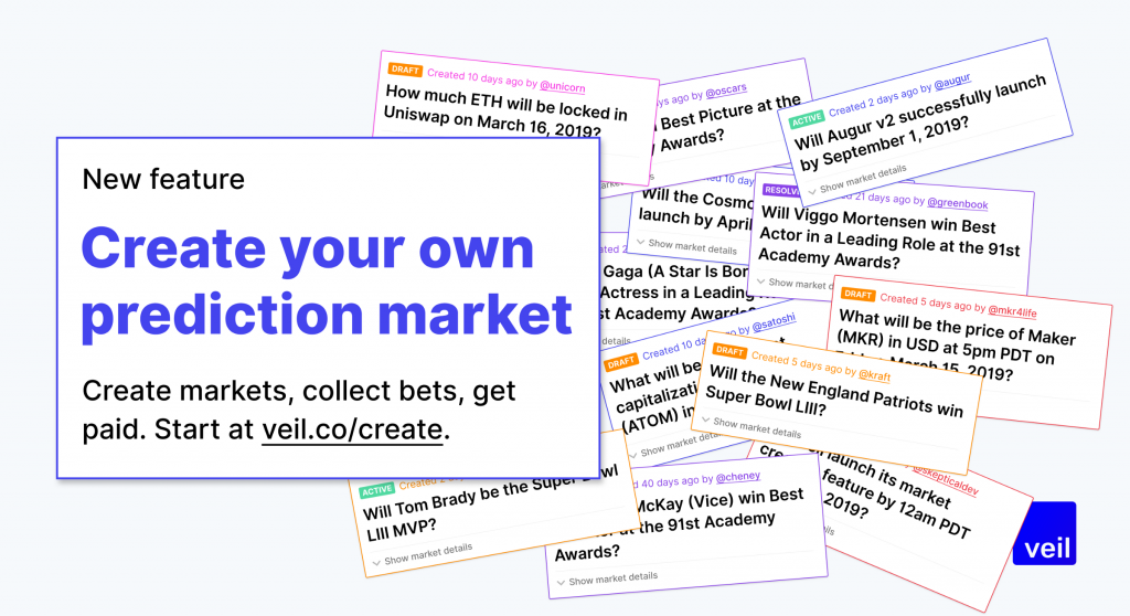 How to Create Your Own Decentralized Prediction Market in Just a Few Clicks