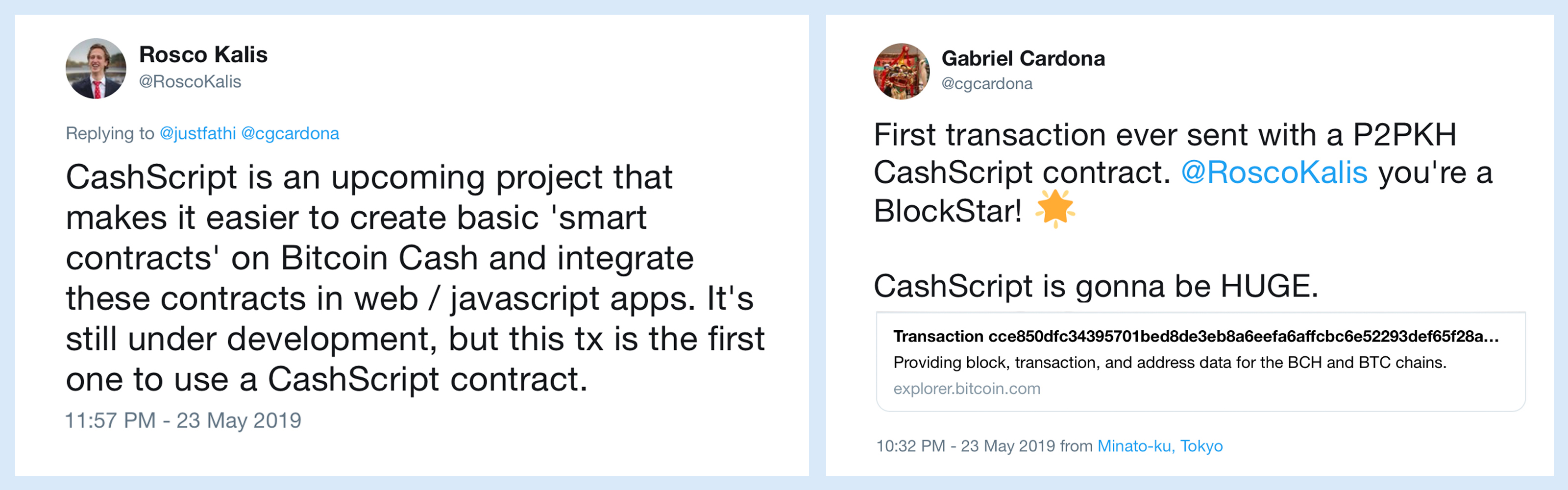 Cashscript Is Coming, Bringing Ethereum-Like Smart Contracts to Bitcoin Cash