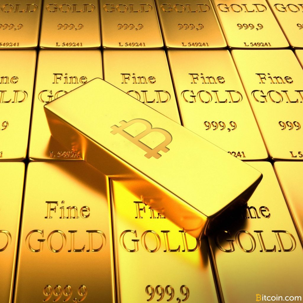 How to Use Bitcoin to Invest in Gold