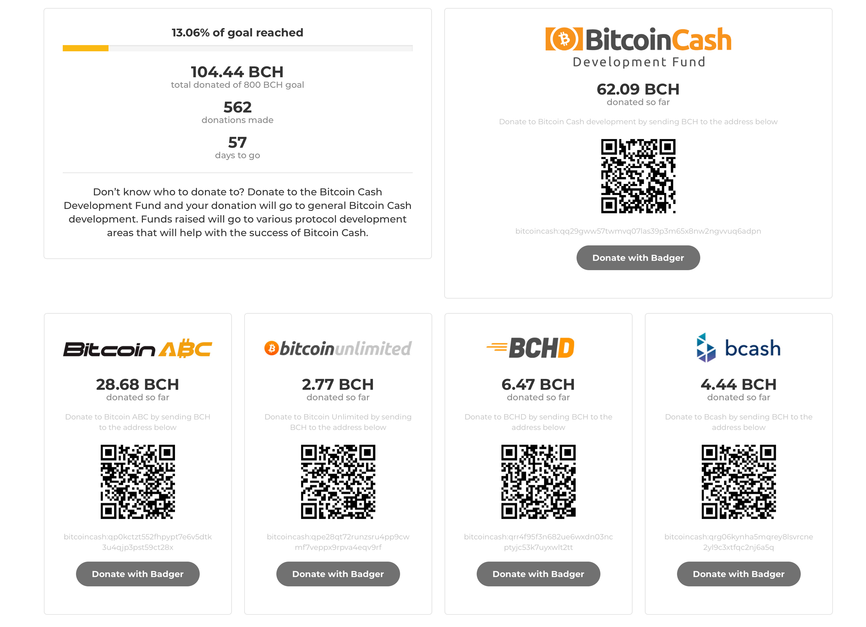 BCH Businesses Launch Development Fund for Bitcoin Cash