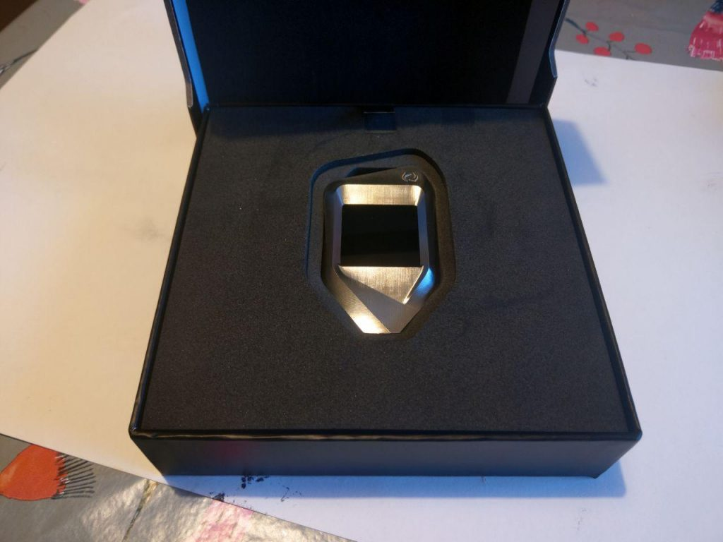 Review: The Corazon Trezor by Gray Is Made of Titanium