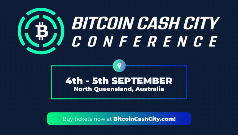 PR: Australian Bitcoin Cash Conference Brings Cryptocurrency Leaders to Townsville