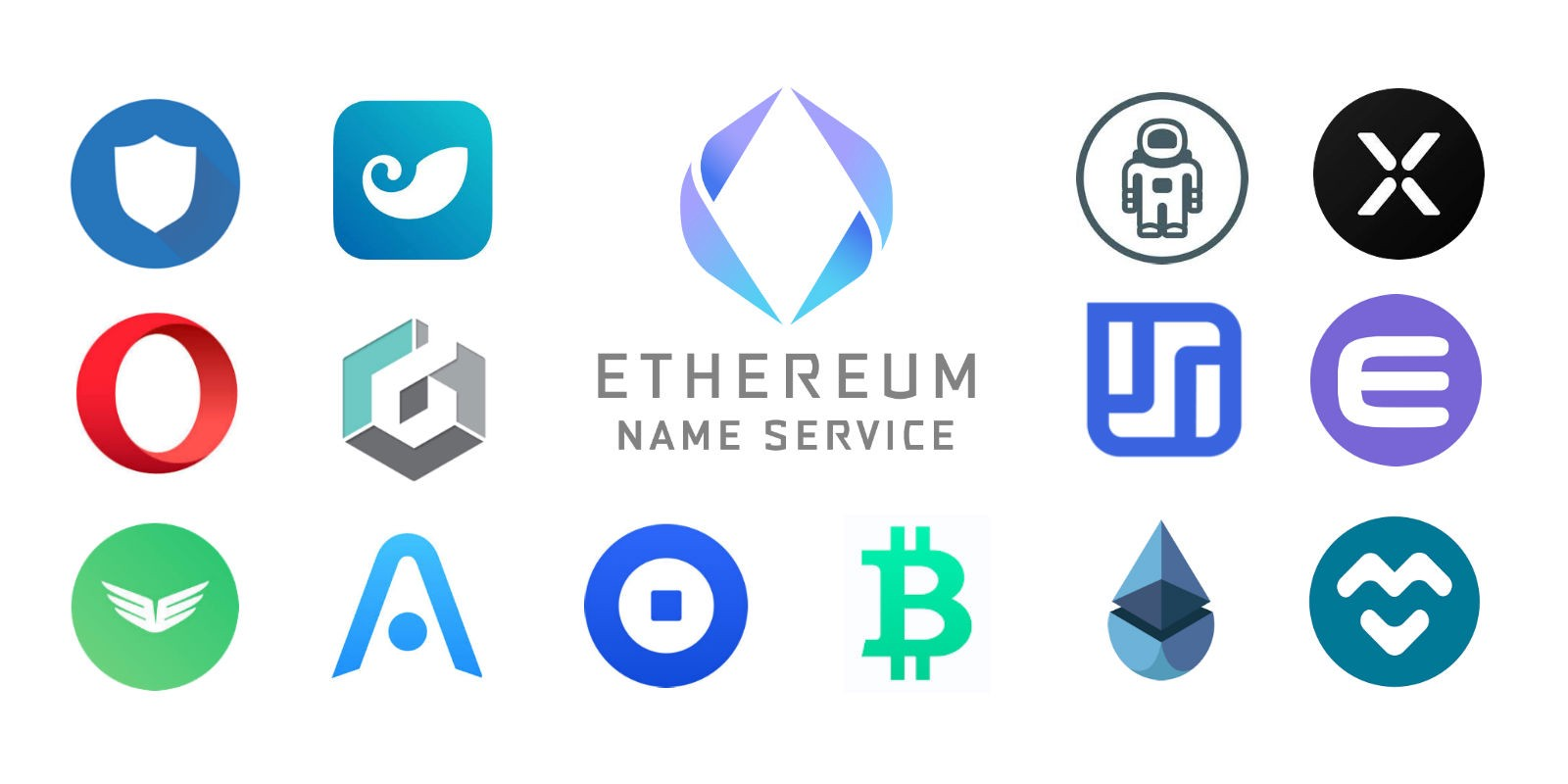 Ethereum Name Service Adds Infrastructure for Multi-Currency Support