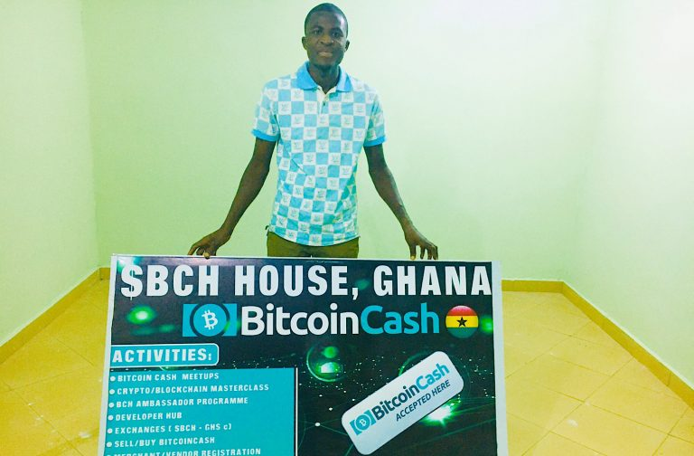 Bitcoin Cash House Ghana Finds Liquidity Provider, Partners With Mobile Money Services